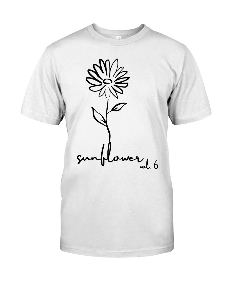 Sunflower Vol 6 Shirt Classic T-Shirt