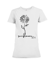 Sunflower Vol 6 Shirt Premium Fit Ladies Tee thumbnail