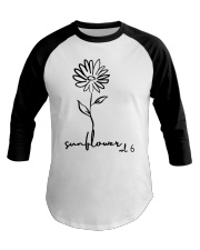Sunflower Vol 6 Shirt Baseball Tee thumbnail