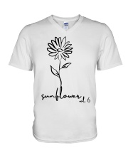 Sunflower Vol 6 Shirt V-Neck T-Shirt thumbnail