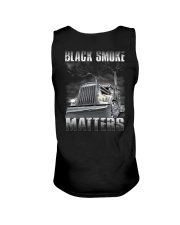Trucker Black Smoke Matter Shirt Unisex Tank tile