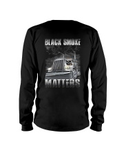 Trucker Black Smoke Matter Shirt Long Sleeve Tee thumbnail