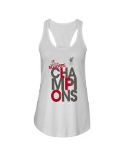 Lfc Doubters Believers Champions Shirt Ladies Flowy Tank thumbnail