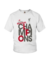 Lfc Doubters Believers Champions Shirt Youth T-Shirt thumbnail