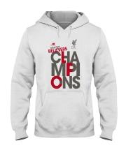 Lfc Doubters Believers Champions Shirt Hooded Sweatshirt thumbnail