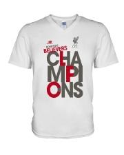Lfc Doubters Believers Champions Shirt V-Neck T-Shirt thumbnail