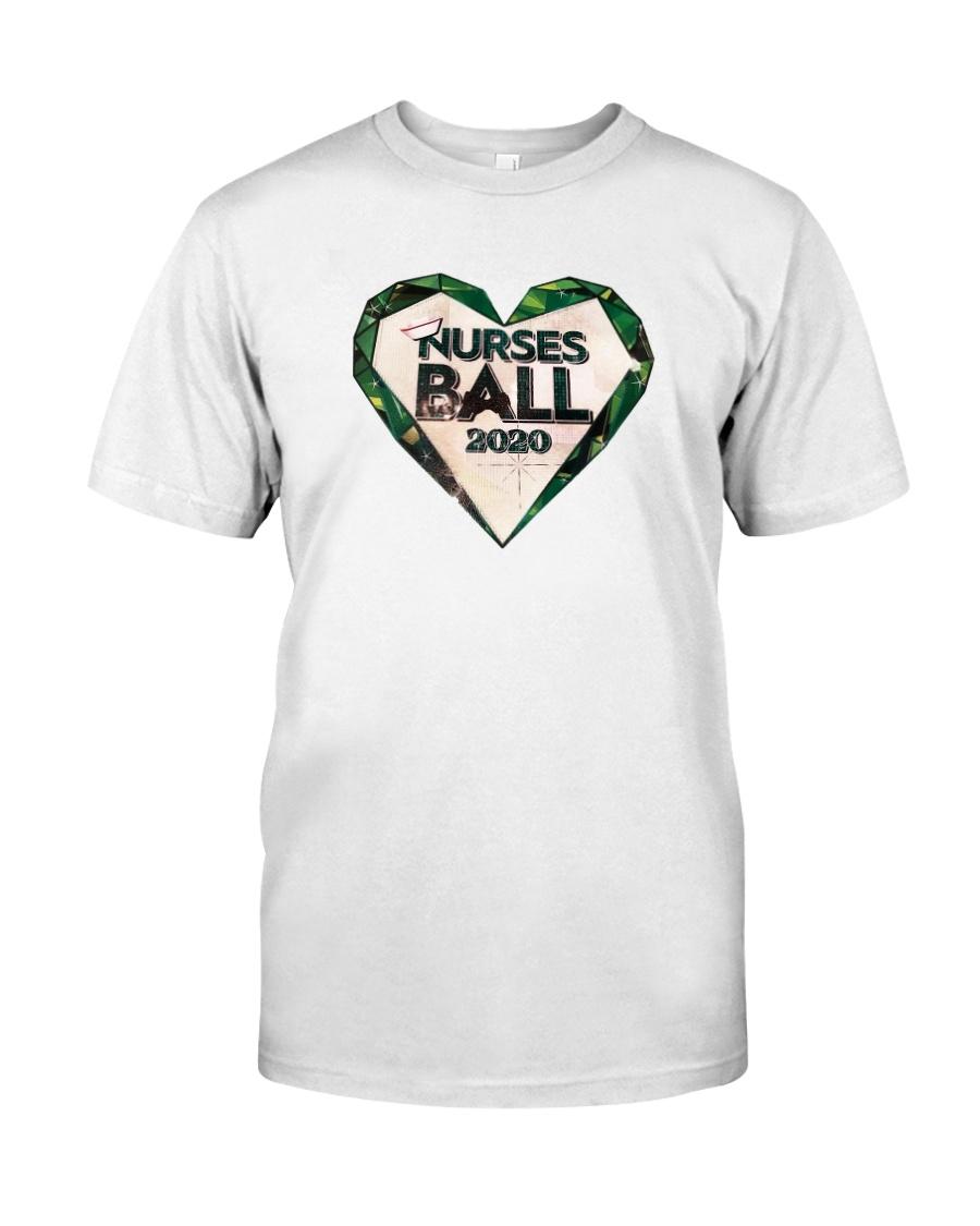 Nurses Ball 2020 T Shirt Classic T-Shirt