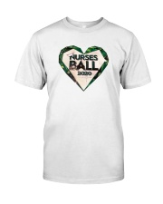 Nurses Ball 2020 T Shirt Classic T-Shirt front