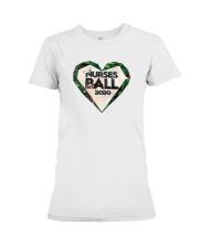 Nurses Ball 2020 T Shirt Premium Fit Ladies Tee thumbnail