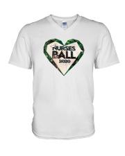 Nurses Ball 2020 T Shirt V-Neck T-Shirt thumbnail