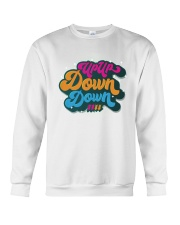 Up Up Down Down Shirt Crewneck Sweatshirt thumbnail