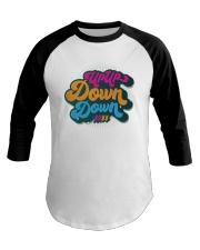Up Up Down Down Shirt Baseball Tee thumbnail