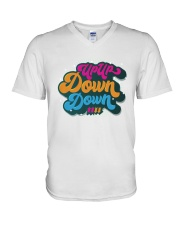 Up Up Down Down Shirt V-Neck T-Shirt thumbnail