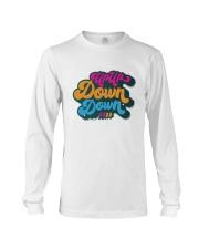 Up Up Down Down Shirt Long Sleeve Tee thumbnail