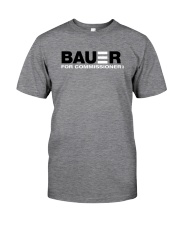 Reds Bauer For Commissioner Shirt Classic T-Shirt tile