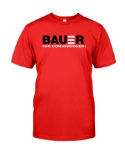 Reds Bauer For Commissioner Shirt Classic T-Shirt thumbnail