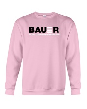 Reds Bauer For Commissioner Shirt Crewneck Sweatshirt thumbnail