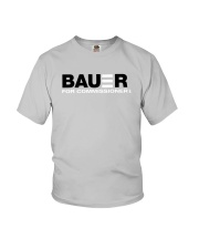 Reds Bauer For Commissioner Shirt Youth T-Shirt thumbnail