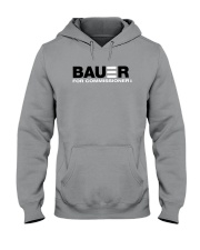 Reds Bauer For Commissioner Shirt Hooded Sweatshirt thumbnail