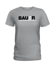 Reds Bauer For Commissioner Shirt Ladies T-Shirt thumbnail
