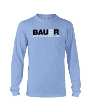 Reds Bauer For Commissioner Shirt Long Sleeve Tee thumbnail