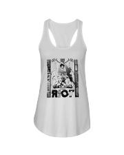 Riot Shirt Ladies Flowy Tank thumbnail