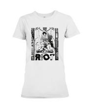 Riot Shirt Premium Fit Ladies Tee thumbnail