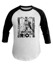 Riot Shirt Baseball Tee thumbnail