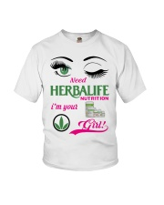 Need Herbalife Nutrition I'm Your Girl Shirt Youth T-Shirt thumbnail