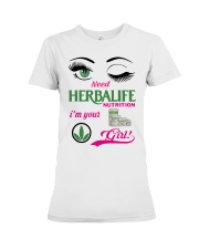 Need Herbalife Nutrition I'm Your Girl Shirt Premium Fit Ladies Tee thumbnail