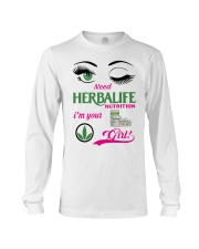 Need Herbalife Nutrition I'm Your Girl Shirt Long Sleeve Tee thumbnail