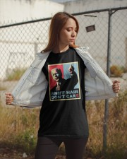 Anti Joe Biden Sniff Hair Dont Care Shirt Classic T-Shirt apparel-classic-tshirt-lifestyle-07