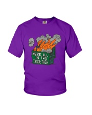 We're All In This Together Shirt Youth T-Shirt thumbnail