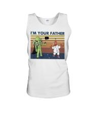 Vintage I'm Your Father Shirt Unisex Tank thumbnail