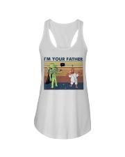 Vintage I'm Your Father Shirt Ladies Flowy Tank thumbnail