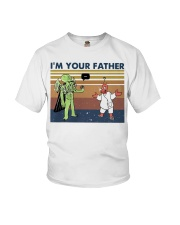 Vintage I'm Your Father Shirt Youth T-Shirt thumbnail