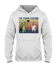 Vintage I'm Your Father Shirt Hooded Sweatshirt thumbnail