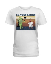 Vintage I'm Your Father Shirt Ladies T-Shirt thumbnail