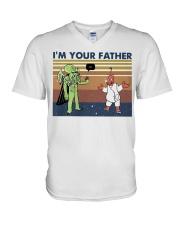 Vintage I'm Your Father Shirt V-Neck T-Shirt thumbnail