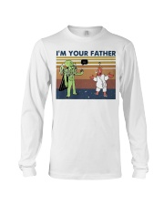 Vintage I'm Your Father Shirt Long Sleeve Tee thumbnail