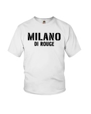 Di Rouge Lgbt Milano Shirt  Youth T-Shirt thumbnail