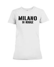 Di Rouge Lgbt Milano Shirt  Premium Fit Ladies Tee thumbnail