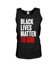 Black Lives Matter To God Shirt Unisex Tank thumbnail