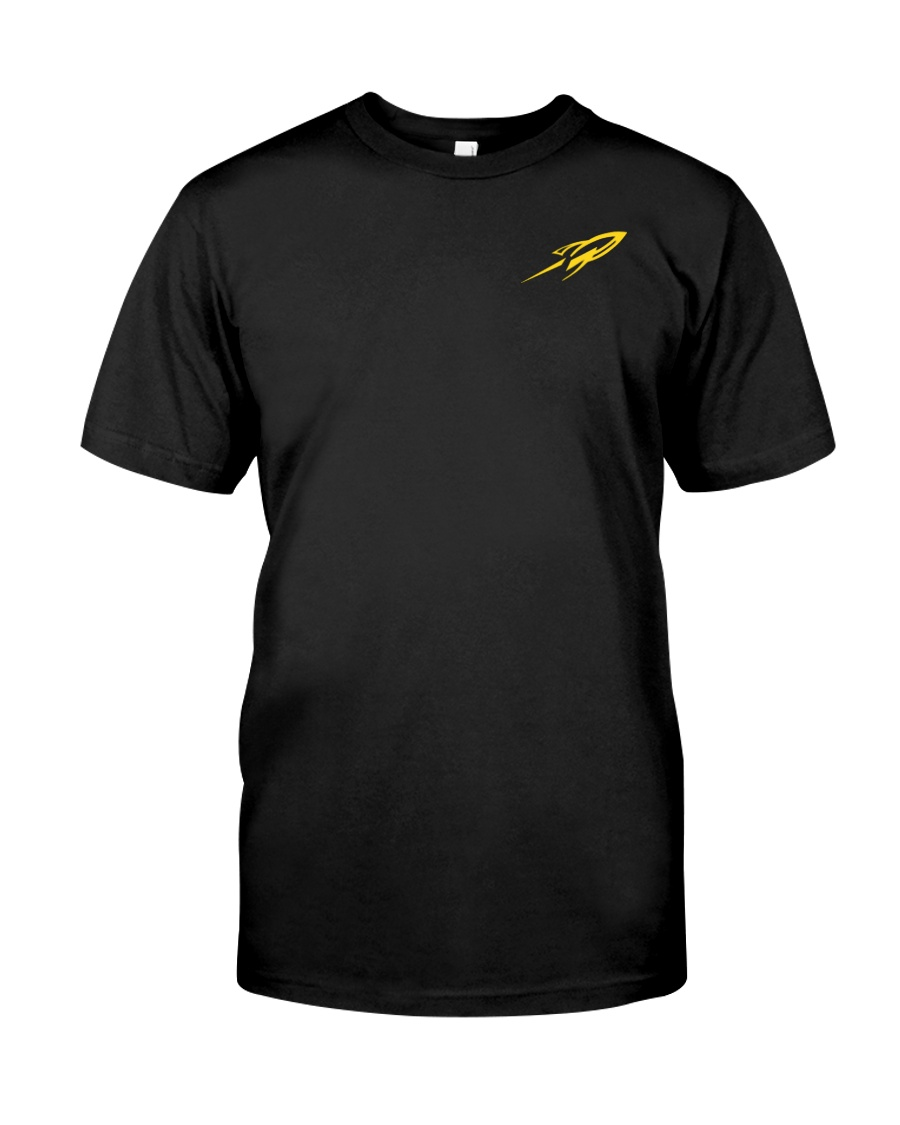 Duggs The Rocket Toledo Shirt Premium Fit Mens Tee