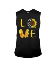 Sunflower Crocs Love Shirt Sleeveless Tee thumbnail