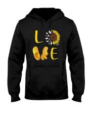 Sunflower Crocs Love Shirt Hooded Sweatshirt thumbnail