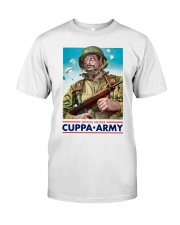 Official Soldier Cuppa Army Shirt Premium Fit Mens Tee thumbnail