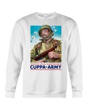 Official Soldier Cuppa Army Shirt Crewneck Sweatshirt thumbnail