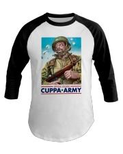 Official Soldier Cuppa Army Shirt Baseball Tee thumbnail