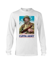 Official Soldier Cuppa Army Shirt Long Sleeve Tee thumbnail